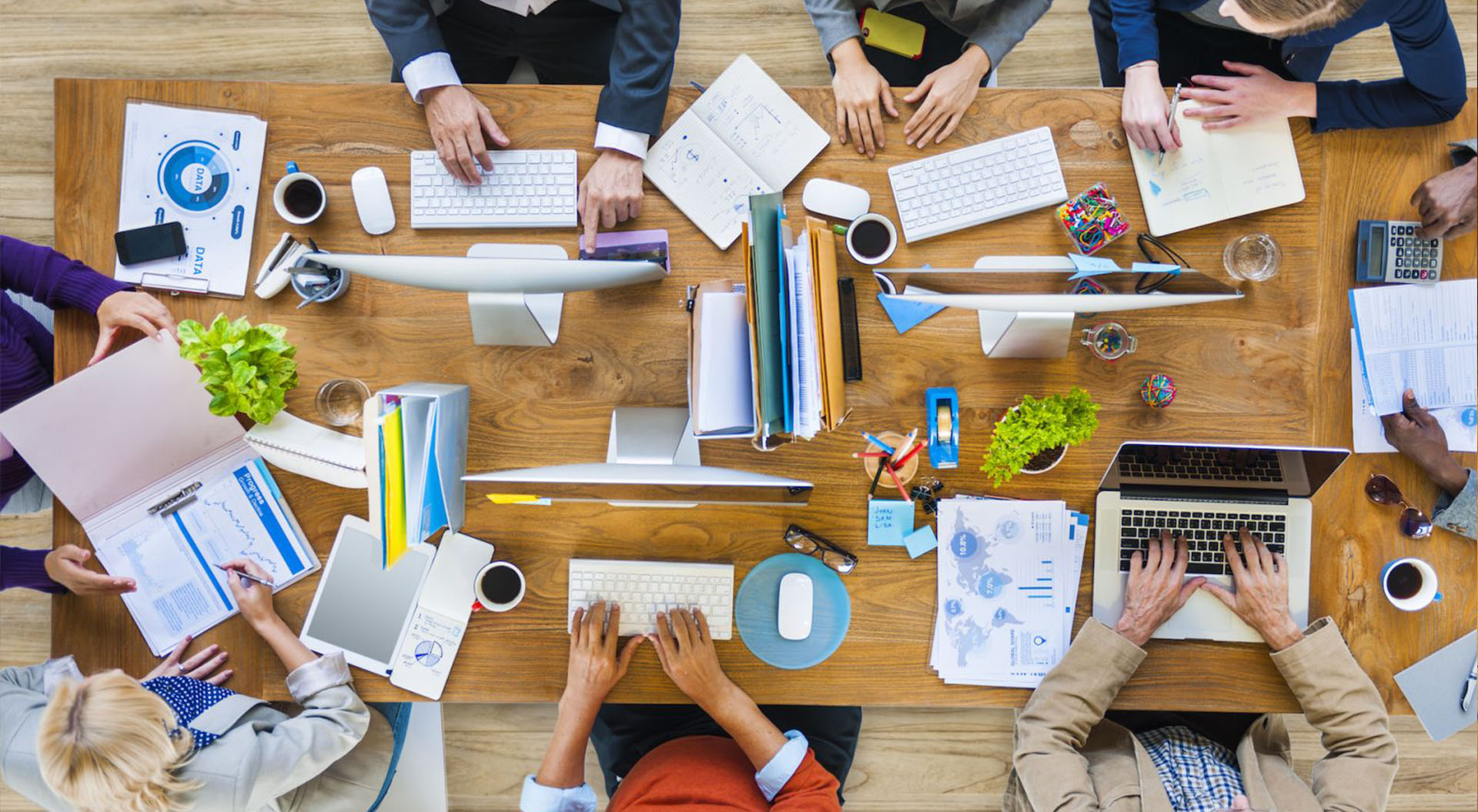 Ufficio condiviso coworking